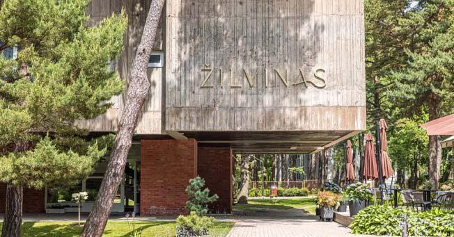 Žilvinas Hotel Palanga